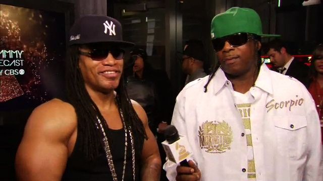 Melle Mel and Scorpio Brings Back The Message 2015
