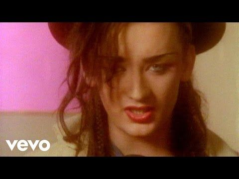 1983 - Culture club - do you really want to hurt me