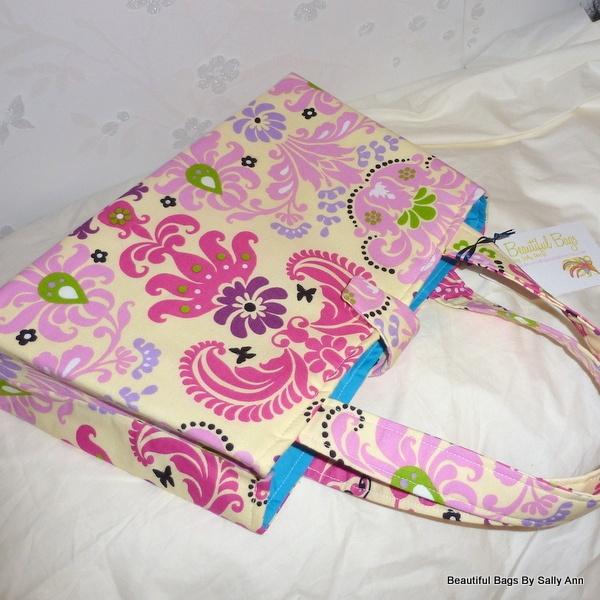 Yellow & Pink Hand Bag £20.00