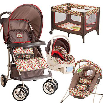 This Is My Stroller Combo We Have The Bouncer Too Would