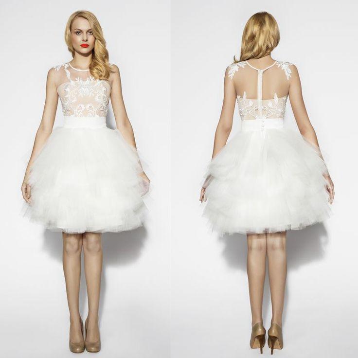 "Suknie ślubne Rina Cossack ""Wedding 2013"", lookbook, fot. Monika Motor"
