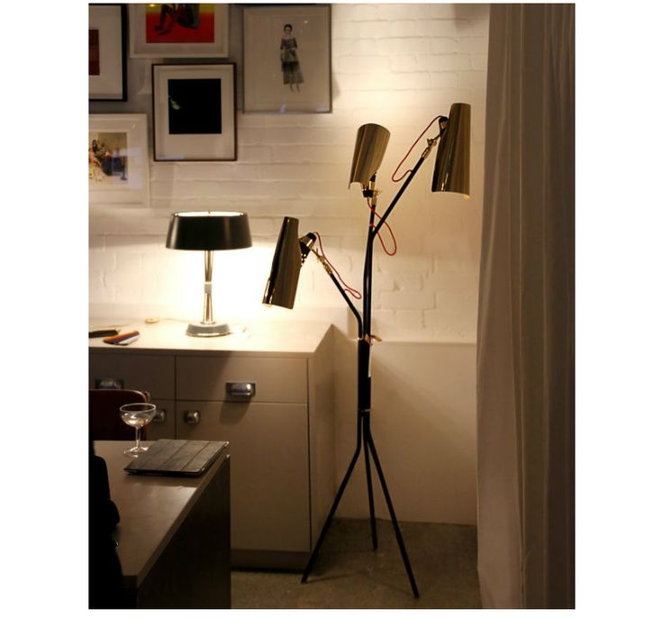 Most Wanted Mid Century Modern Lamps For A Modern House
