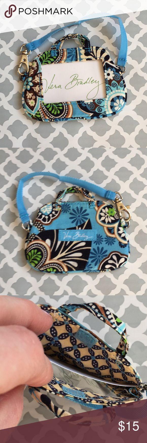 NWOT Vera Bradley Luggage Tag NWOT Vera Bradley Accessories