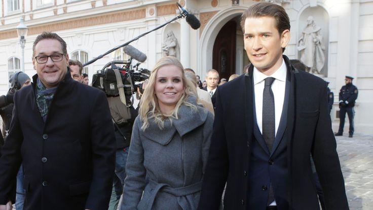 Sebastian Kurz (31) zu Österreichs Regierungschef ernannt - Jetzt ist er der jüngste Kanzler aller Zeiten! - Politik Ausland - Bild.de