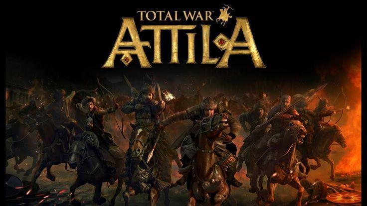 Total War: Attila GTX 750 TI