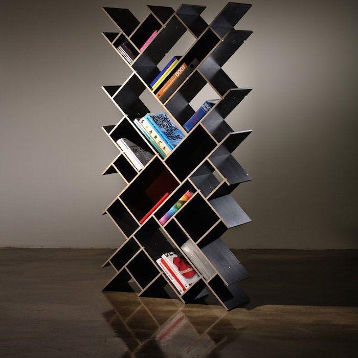 Quad-Oblong-Bookcase