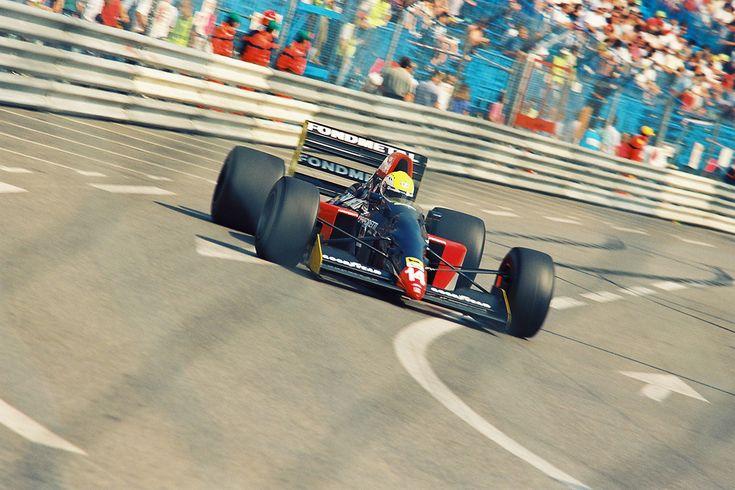 Andrea Chiesa (Monaco 1992) By F1 History