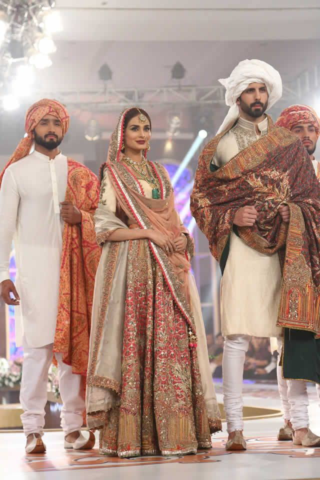 2015 TBCW Fahad Hussayn Dresses Collection Photos