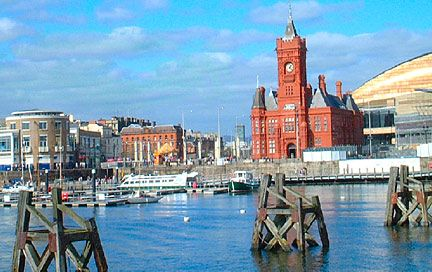 Cardiff (Welsh: Caerdydd), Wales, UK