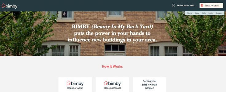 Today marks the first step on a journey towards a brighter and more involved future for planning in this country. www.bimby.org.uk from the Prince's Foundation for Building Community provid