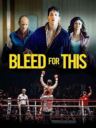 Bleed for This - http://www.darrenblogs.com/2017/03/bleed-for-this/