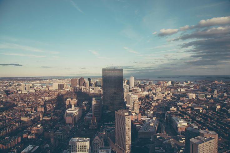 Unikátní srovnávací fotografie25 světoznámých měst v proměnách času