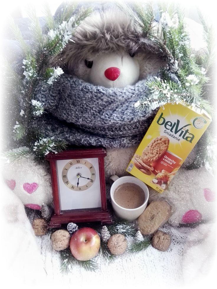 Zostań Mistrzem Zimowego Poranka z belVita #dlaMistrzówPoranka