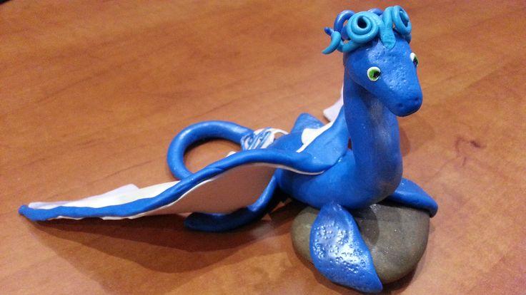 Water dragon (vodní drak)