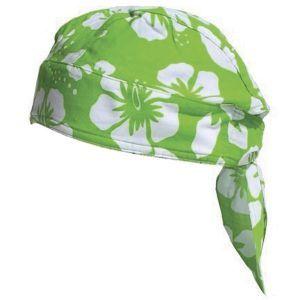 Xplory Baby Wrapz Bandana Hat Floral Green £4.99