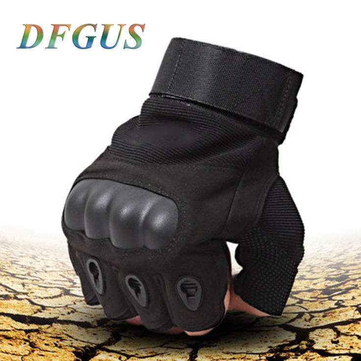 Thin Tactical Gloves Men Half Finger Sports Gloves Antiskid Army Gloves Wearable Fingerless Gym Gloves Luva Tatica #women, #men, #hats, #watches, #belts