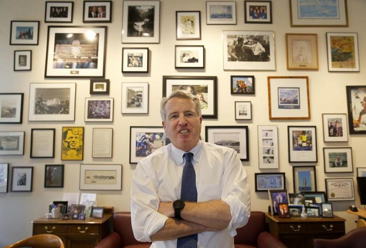 "CHICAGO — Chris Kennedy bares his teeth when he gets worked up, which was what happened in an interview when he described some of the outrage he says pushed him to the vanguard of a Kennedy family comeback in American politics. ""That's treasonous. That's treasonous,"" Kennedy said, citing the FBI's investigation of possible connections between President Trump's campaign and Russian efforts to influence the 2016 presidential election. ""If ..."