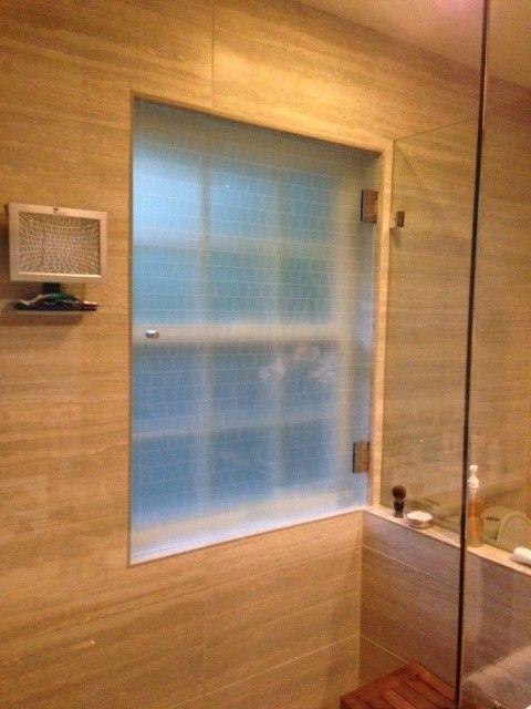17 Best Ideas About Window In Shower On Pinterest Shower