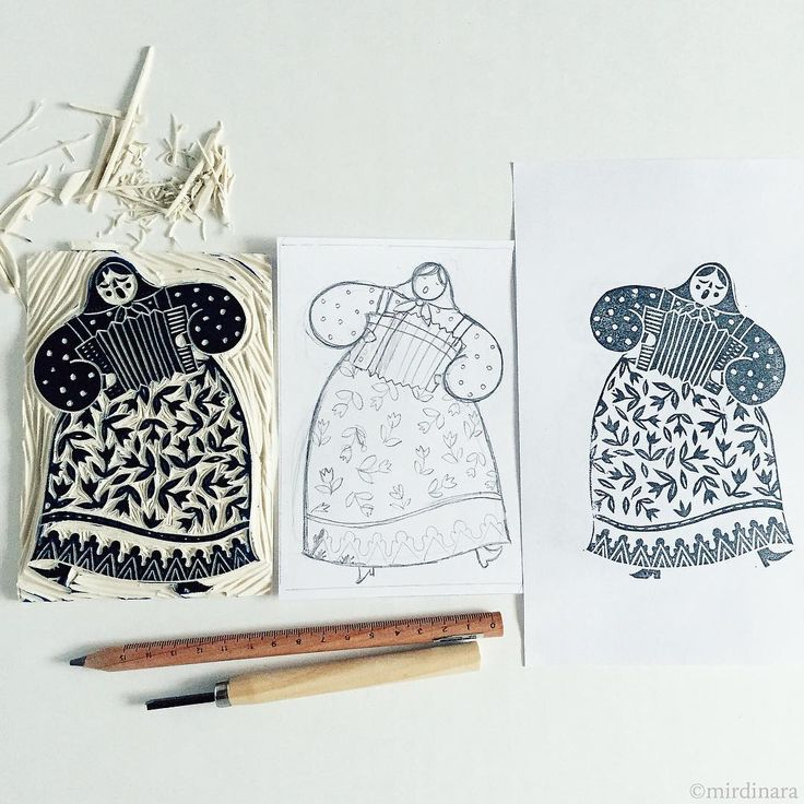 """""""Can't get enough of #stampcarving. This is my way of vacationing in between…"""