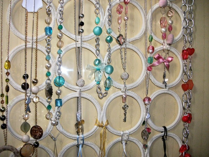 Hand made necklaces :)