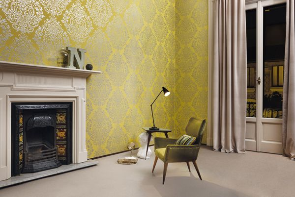 Opium by Giardini Italian Wallcovering