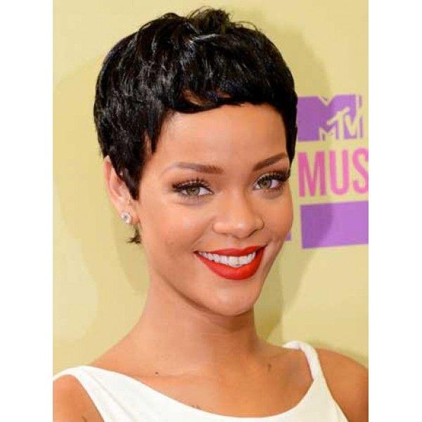 Image Result For Tara Hair Weave Styles Rihanna Short Hair Short Hair Styles Hair Styles