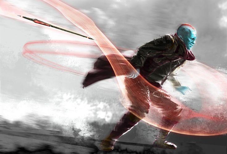 Guardians of the Galaxy fan art by hoboku