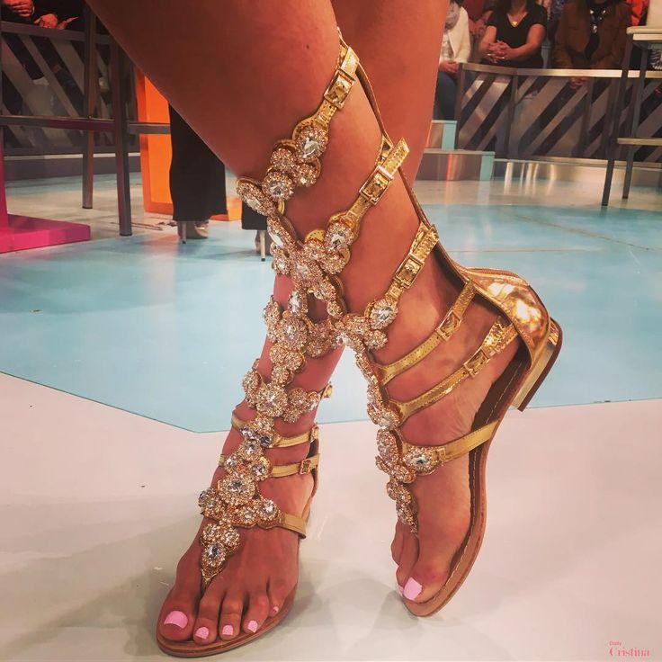 Paradise Collection | Cristina shoes | Treasure Paradise | Spring-summer 17
