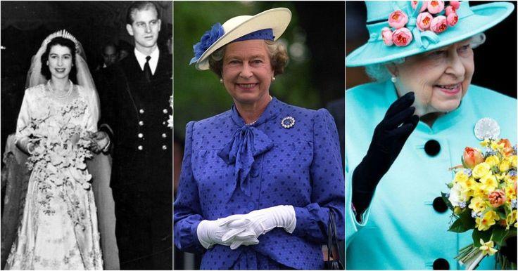 La reina Elizabeth II es hoy en día, la persona que ha mantenido un cargo en la monarquía por mayor tiempo, y es el miembro de la realeza más longevo existente en el mundo. Fue en 2015 que el 9 de septiembre superó la marca de la monarca con el reinado más largo que haya existido en el Reino Unido, el cual anteriormente era una marca impuesta por la reina Victoria, quien fuera su tatarabuela y que estuviera en el puesto por un total de 63 años, siete meses y dos días en el trono.
