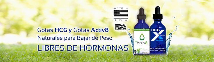 HCG Gotas para adelgazar / HCG Xtreme  www.hcgxd.com