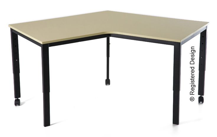 Smartable™ Clique™ Angled Table