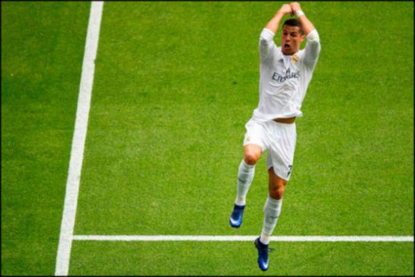 Cristiano Ronaldo Celebration Wallpapers Full HD