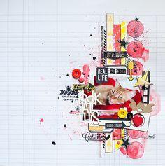 Scrap Kits & Co: Kit de Mai SKC - Look At This by Maska