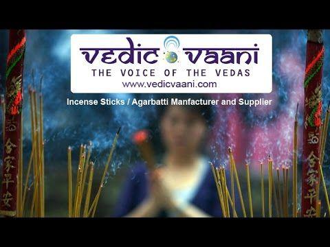 Incense Sticks Supplier, Agarbatti Exporters - VedicVaani.com