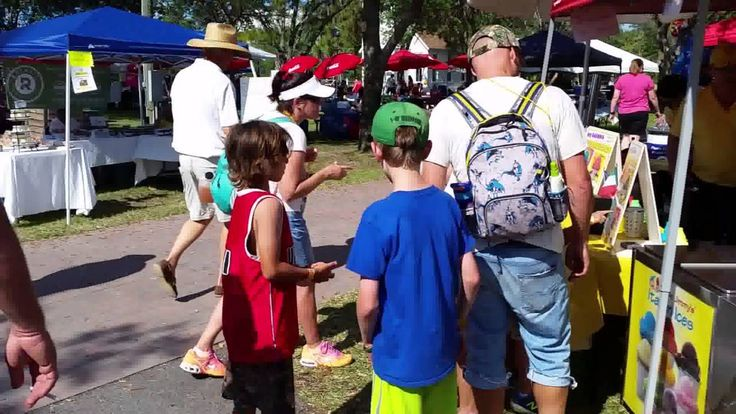 Sweet Corn Fiesta at Yesteryear Village on South Florida Fairgrounds - April 24, 2016 - YouTube