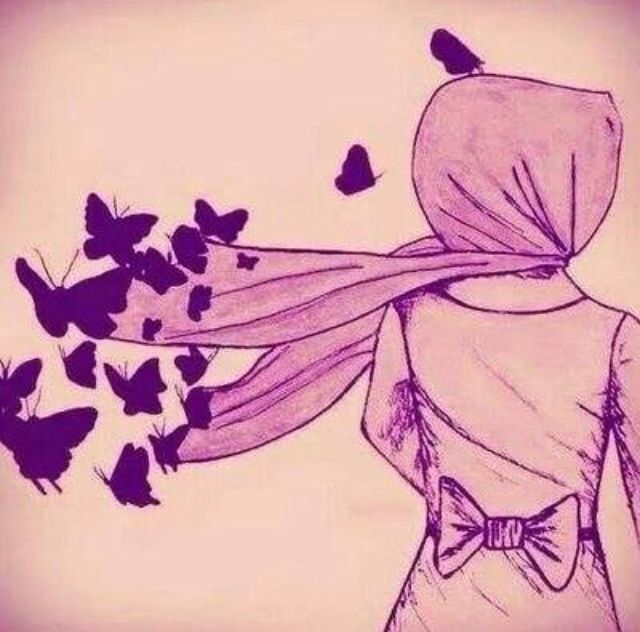 Картинки по запросу girl with hijab