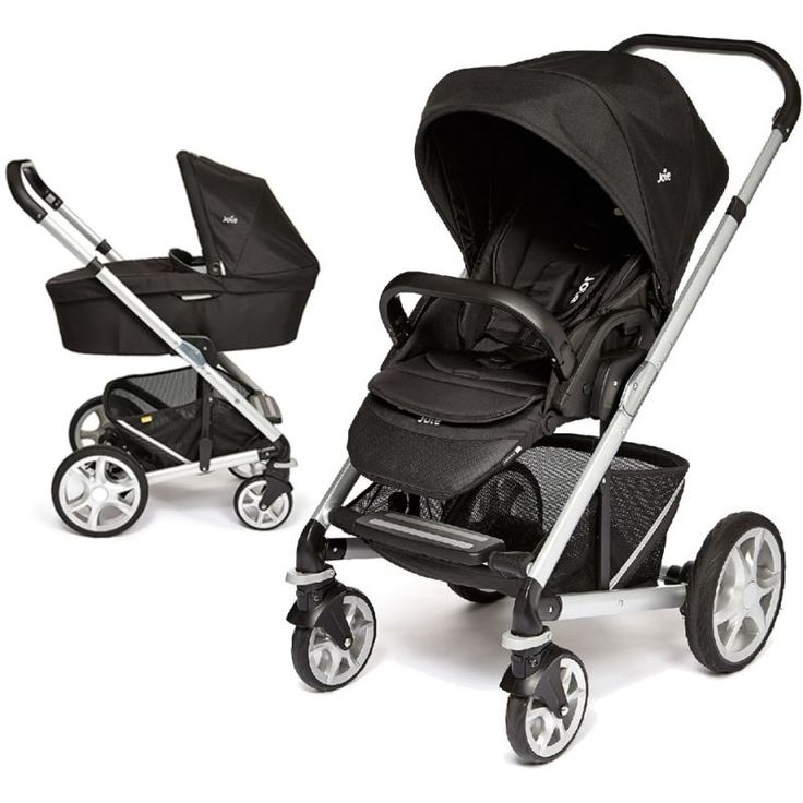 Joie Chrome Plus 2in1 Pram System-Black Carbon  Description: PACKAGE INCLUDES: Joie Chrome Plus Pushchair Joie Colour Pack Car seat adaptors to fit Joie Gemm or Maxi Cosi Group 0+ Car Seats Joie Chrome Plus Carrycot Joie Chrome Plus Pushchair: A master multitasker designed and engineered to combine all the best features available into a...   http://simplybaby.org.uk/joie-chrome-plus-2in1-pram-system-black-carbon/
