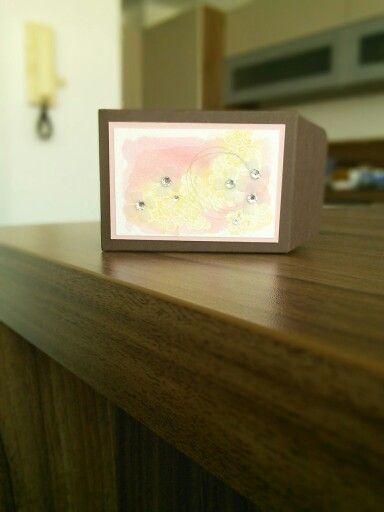 Stampin Up Geschenktüten- Box