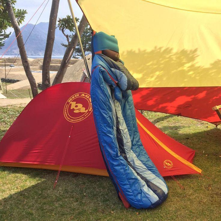 いいね!23件、コメント1件 ― 株式会社ケンコー社さん(@kenkosya)のInstagramアカウント: 「#bigagnes #motherofcomfort #ビッグアグネス #快適 #寝袋とマットをセット #超快適アウトドア寝具」