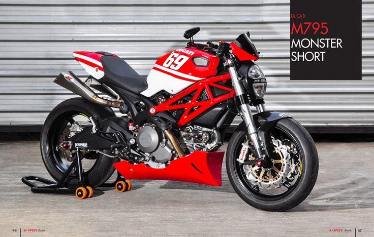 Ducati Monster 795/696