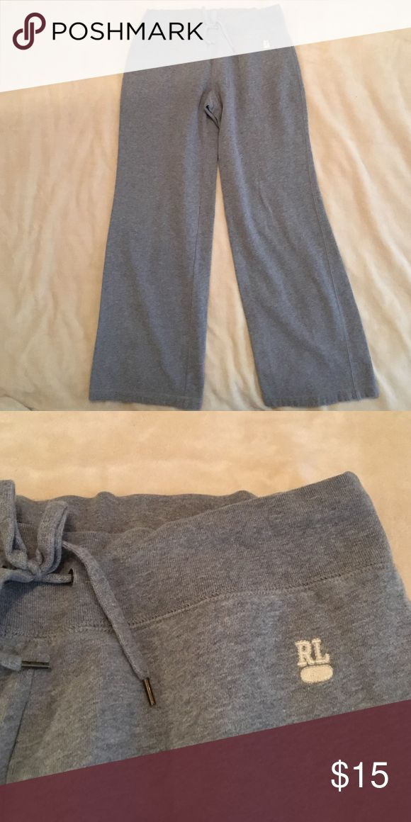 Polo sweatpants Adjustable waist Polo by Ralph Lauren Pants Track Pants & Joggers