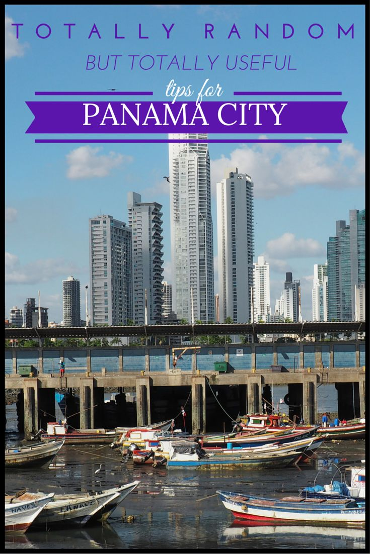 These travel tips for Panama City will show you how to enjoy the city itself, which many travelers overlook.  Check out the full guide at http://thegirlandglobe.com/panama-city-travel-tips/