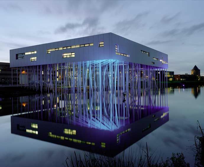 Architectenbueau Micha de Haas / projects / Aluminium forest