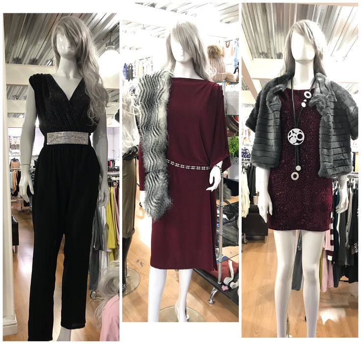 Our girls are ready for the Christmas parties. More styles available in the showroom and online www.zoomfashionwholesale.com