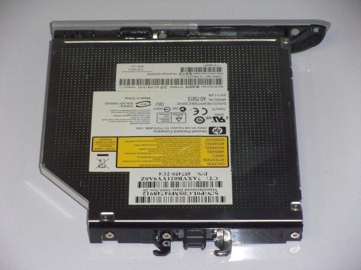 HP Pavilion DV4-2000 SATA CD-RW DVD±RW Multi Burner Drive 583706-001 AD-7581S
