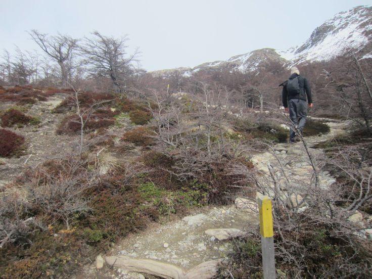 Hiking in El Chalten, Patagonia, Argentina