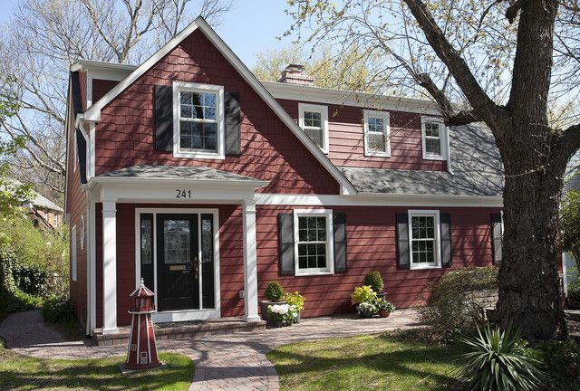 traditional exterior by Grossmueller's Design Consultants
