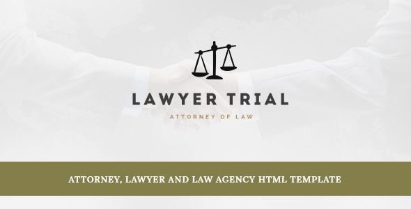 Featured to the full, yet devoid of extras, LawyerTrial is a minimalist and completely modernized...