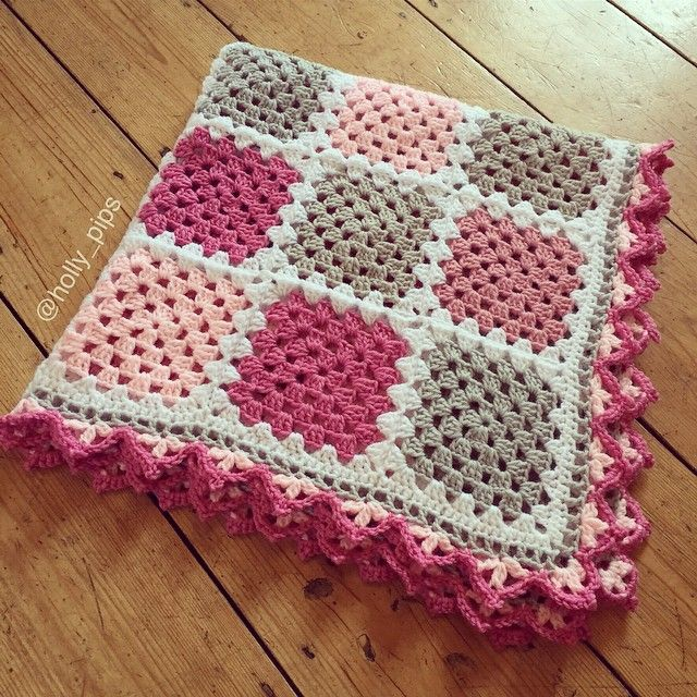 Holly_pips crochet baby blankets