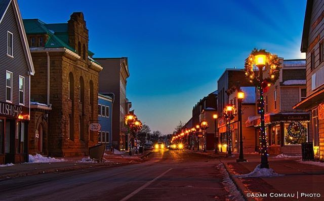 From Adamcomeau123 A Little Walk Downtown Chatham New Brunswick